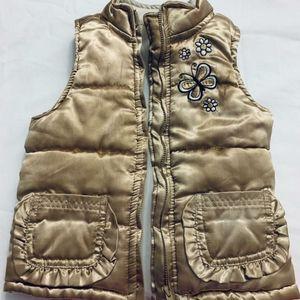 girl vest